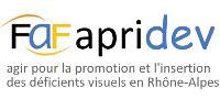 agir pour la promotion et l'insertion des déficients visuels en Rhônes-alpes