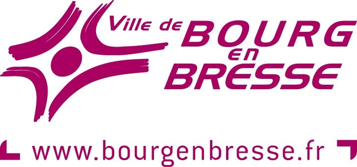 Logo couleur png de la ville de Bourg en Bresse
