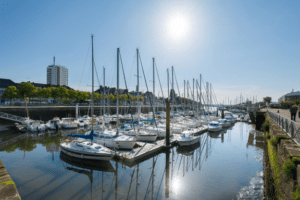 ville de Lorient feux sonores