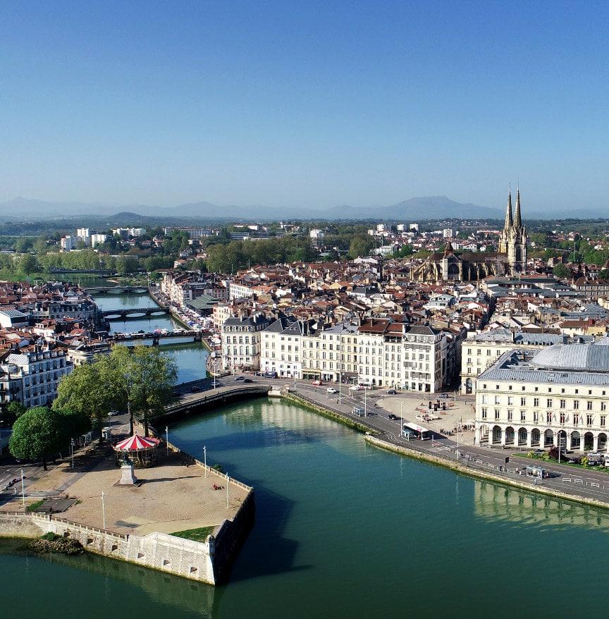 Ville de Bayonne : 100% des traversées piétonnes équipées de feux sonores OKEENEA