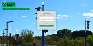 portail connexion Xmap