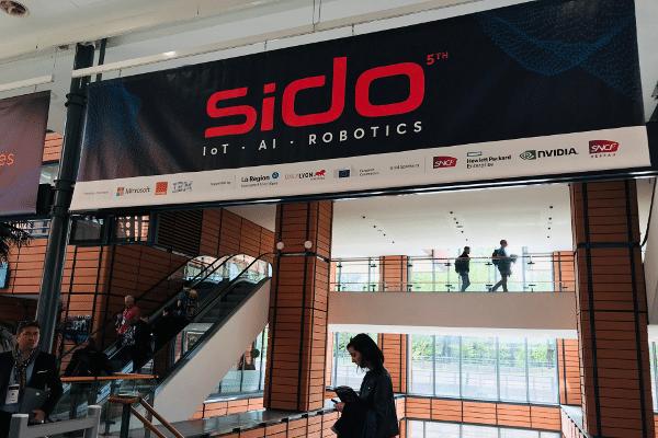 Comment l'IOT nous a ouvert de nouvelles perspectives pour créer une ville plus inclusive – Conférence TECH FOR GOOD – SIDO 2019 – Sylvain Denoncin