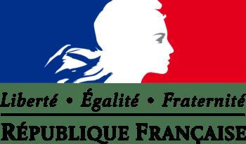 logo de la république bleu blanc rouge, liberté égalité fraternité