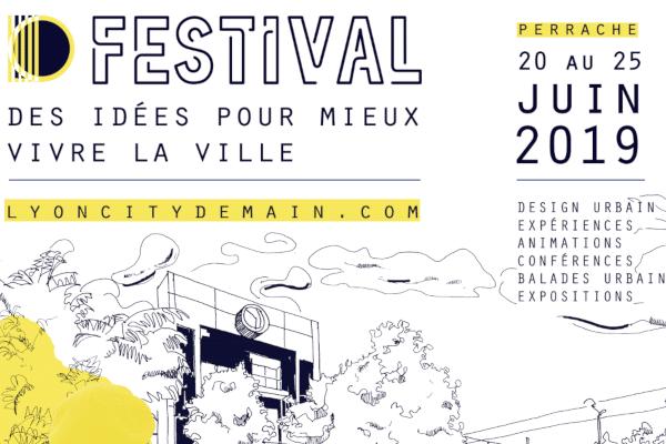 Okeenea Tech partenaire de LYON CITY DEMAIN, le festival des idées pour mieux vivre la ville
