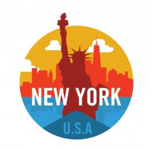 logo New York statut liberte