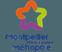 logo MONTPELLIER MEDITERRANEE METROPOLE