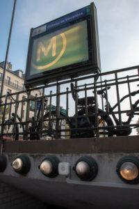 balise sonore RATP Paris