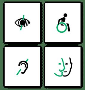 logos handicaps