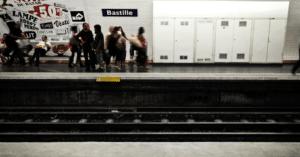 RATP paris train