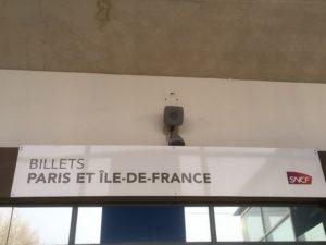 Balise sonore Okeenea Tech Navigueo+hifi SNCF