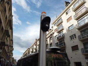 balisage sonore suppression des carrefours à feux Rouen